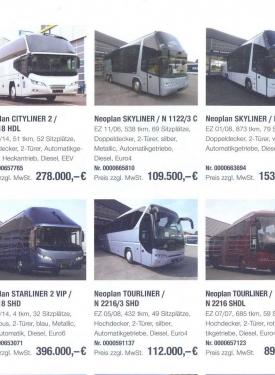 bus stock eu