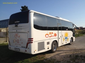 Higer bus